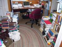 Susan\'s very small office